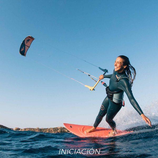 Curso kitesurf iniciacion