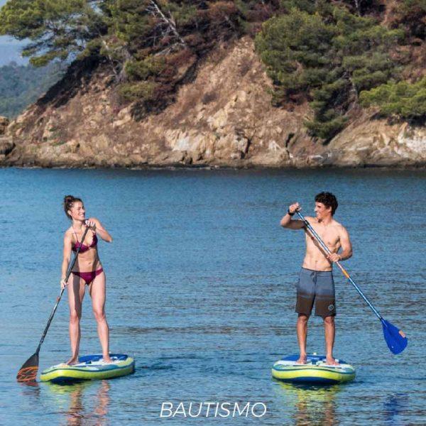 Bautismo paddle