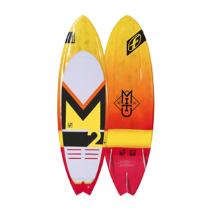 Tabla kitesurf MITU Carbon F-ONE .2017