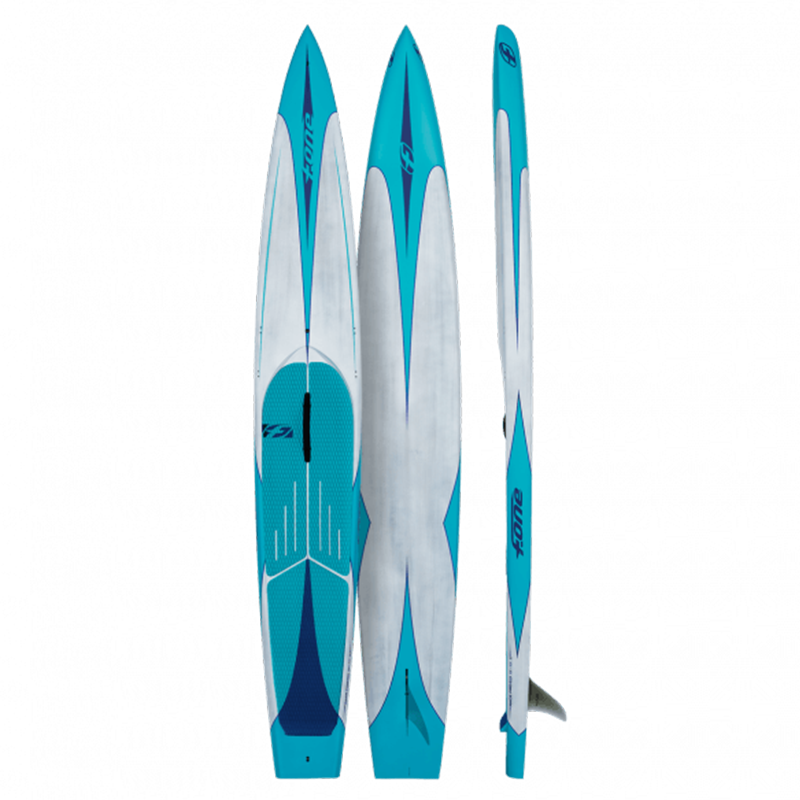 """Sup Race PRO All Water 12'6"""" F-ONE"""
