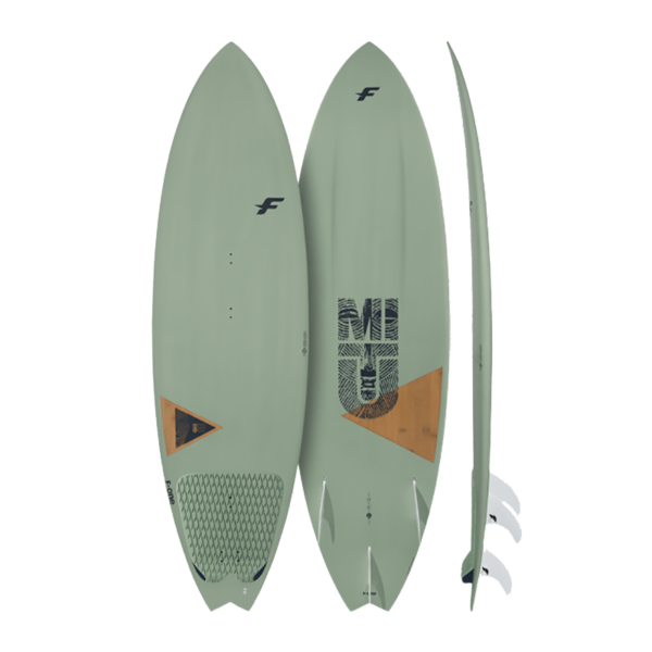 Tabla surfkite MITU PRO Bamboo F-ONE .2020