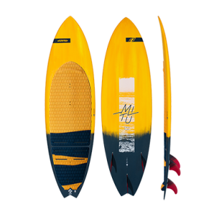 Tabla kitesurf MITU PRO Flex F-ONE .2020