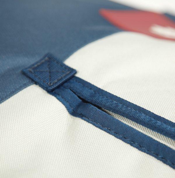 detalles FOIL 5'3 mochila Boardbag MANERA 2020