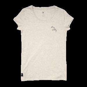 Camiseta Snowflakes Woman MANERA