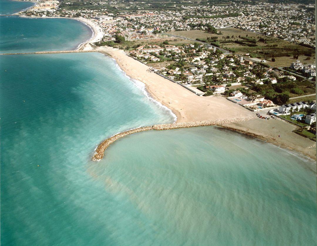playa deveses denia