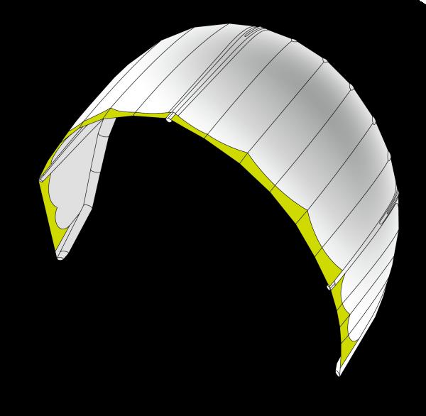 Cometa kitesurf BULLIT F-ONE