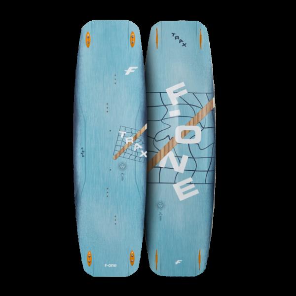 Twintip TRAX Glacier F-ONE 2021