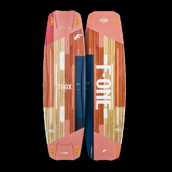 Twintip TRAX HRD LT Papaya F-ONE 2021
